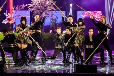 Nghe si noi gi truoc 'Diamond Show' cua Mr Dam tai Ha Noi - Anh 3