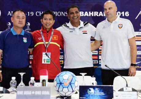 U19 Viet Nam – U19 Trieu Tien: Gian nan boi ra bien lon - Anh 2