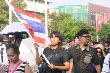 Nhung hinh anh kho quen tai le don linh cuu Nha Vua Thai Lan - Anh 4