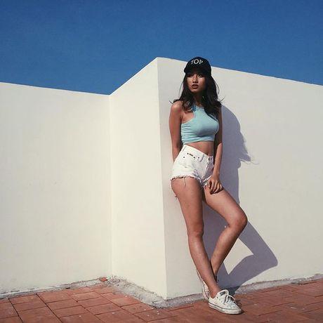 Nu sinh 21 tuoi sexy nhat truong Hoc vien Hang khong - Anh 12