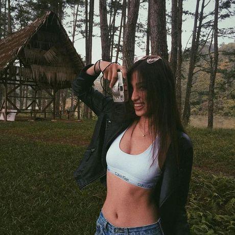 Nu sinh 21 tuoi sexy nhat truong Hoc vien Hang khong - Anh 18