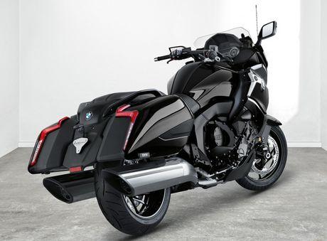 K1600 B 2017 - Dam phong cach BMW Motorrad - Anh 4
