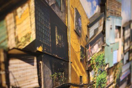 'Chuong cop' Ha Noi dep la lung qua tac pham 3D - Anh 10