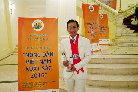 Toan canh le ton vinh Tu hao Nong dan Viet Nam 2016 - Anh 15