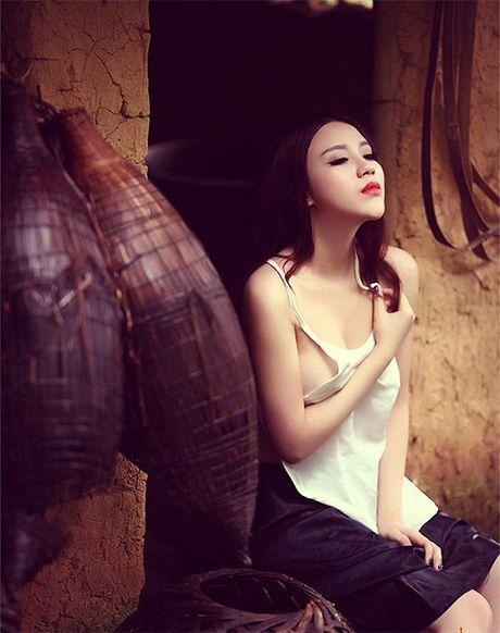Xem bo anh de biet vi sao Linh Miu duoc goi la 'hot girl canh nong' - Anh 1