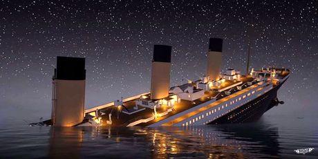 Chia khoa tu cua tau Titanic co gia 1,4 ty dong - Anh 1