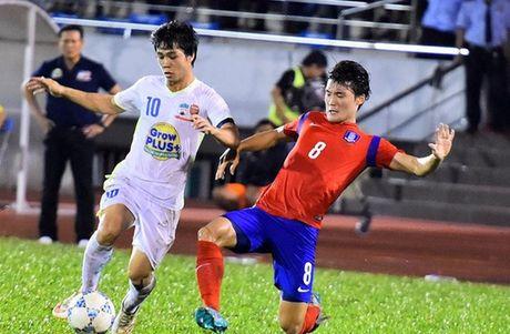 Cong Phuong, Tuan Anh, Xuan Truong ve nuoc tham du giai U21 Quoc te? - Anh 1