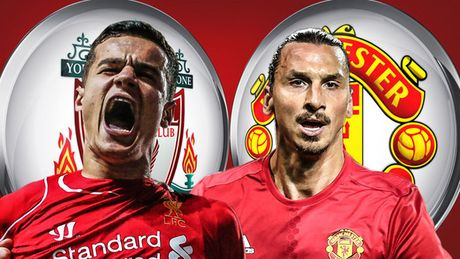 Lich truc tiep vong 8 Ngoai hang Anh: Ruc lua dai chien Liverpool – Man Utd - Anh 1