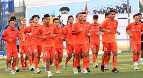 DT Viet Nam se co 5 tran giao huu truoc them AFF Cup 2016 - Anh 1