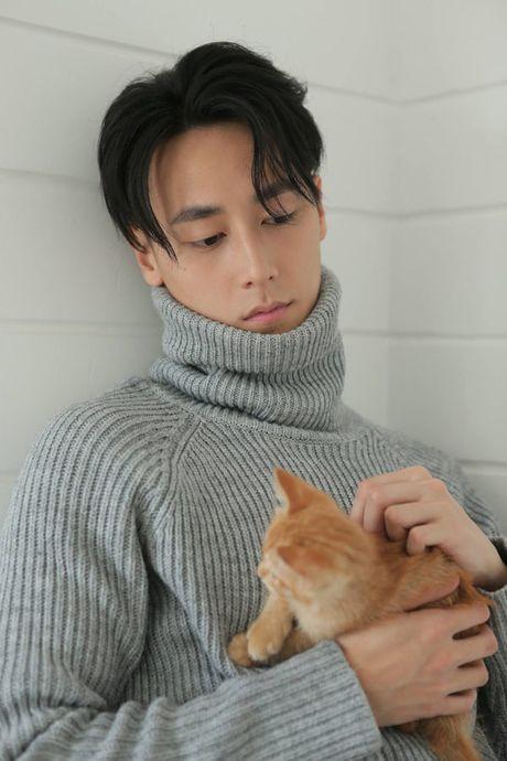 Chang trai khien Noo, Isaac 'de chung' Rocker Nguyen: Dep trai lai con biet hat - Anh 8