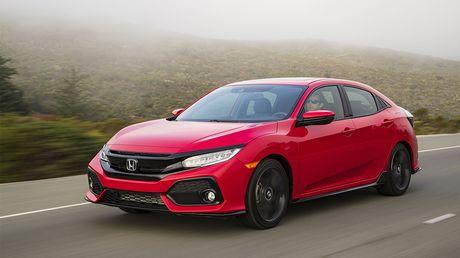 Honda sap trinh lang phien ban Civic Si moi - Anh 1