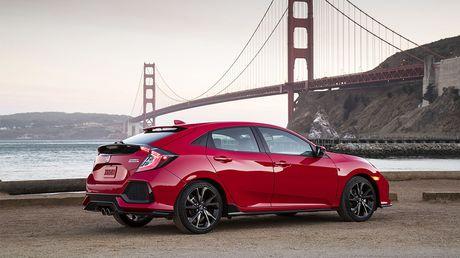 Honda sap trinh lang phien ban Civic Si moi - Anh 4