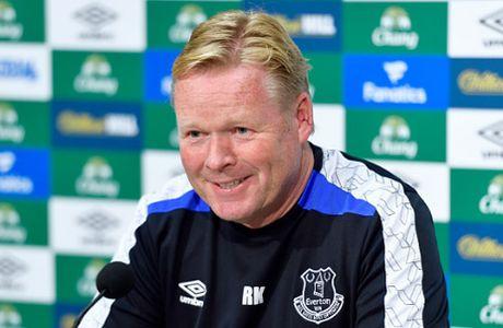 Pep Guardiola tung di xach nuoc cho HLV Everton - Anh 2