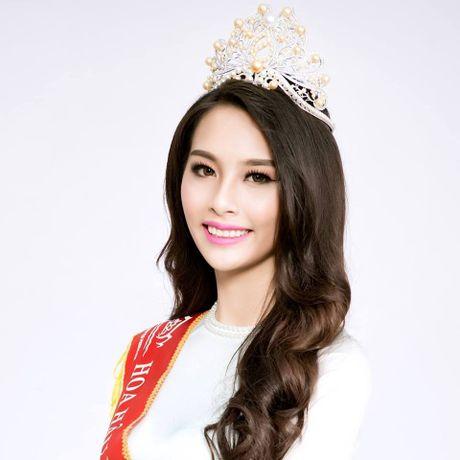 Hoa hau Bien Thuy Trang: 'Toi khong nghi minh... bi quen lang' - Anh 2