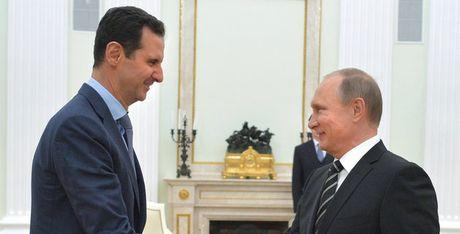 Putin phe chuan luat cho phep linh Nga o lai Syria vo thoi han - Anh 1