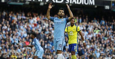 CLIP: Man City 1-1 Everton - Anh 1