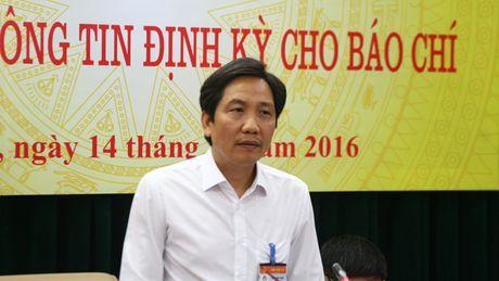 Vu ong Trinh Xuan Thanh: Bo Noi vu 'kiem diem nghiem tuc' - Anh 1