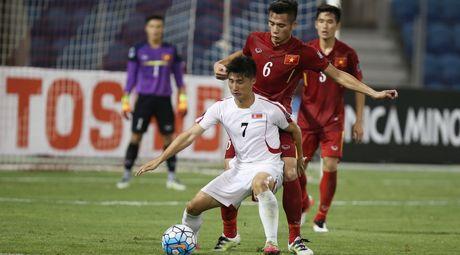 Thua U19 Viet Nam, HLV Trieu Tien do thua thoi tiet - Anh 2