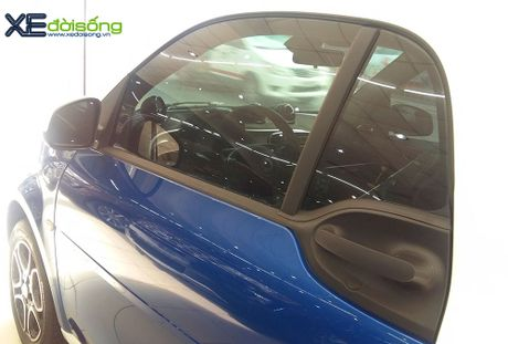 Can canh xe choi Smart fortwo 2016 tien ty dau tien tai Viet Nam - Anh 6