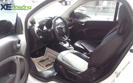 Can canh xe choi Smart fortwo 2016 tien ty dau tien tai Viet Nam - Anh 7