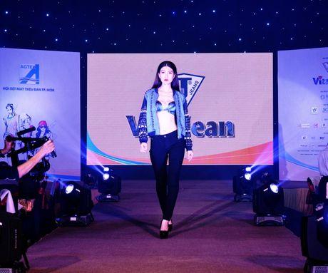Hoi Det may theu dan TP.HCM to chuc chuong trinh mung ngay Doanh nhan Viet Nam - Anh 1