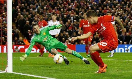 Dai chien Liverpool - Man Utd va cac tran cau nay lua cuoi tuan nay - Anh 5