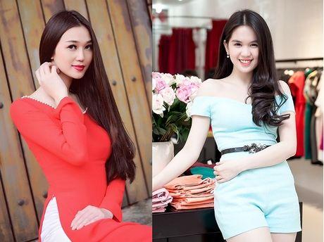 Ngoc Trinh khong quan tam toi MV 'da xeo' cua Khanh My - Anh 1