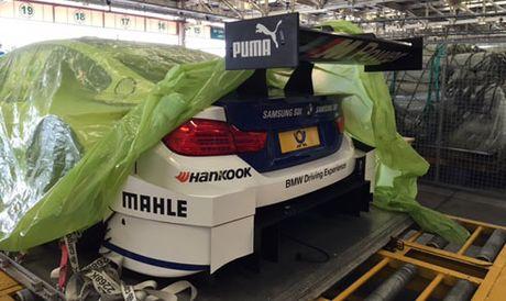 Sieu pham BMW M4 DTM doc nhat ve Viet Nam - Anh 2