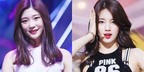 Nhung cap song sinh 'khong cung huyet thong' cua showbiz Han - Anh 7