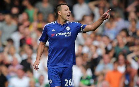 Terry tai xuat o tran gap Leicester - Anh 2