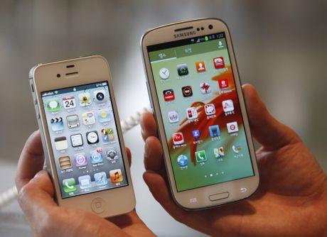 Vu kien Apple - Samsung sau 5 nam van chua chiu cham dut - Anh 2