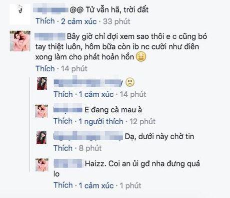 Khong the lien lac duoc voi Thuy Vi, nhieu ban be lo lang co dang gap chuyen - Anh 2