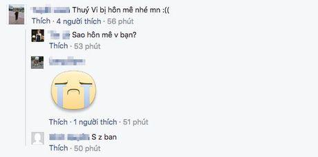 Khong the lien lac duoc voi Thuy Vi, nhieu ban be lo lang co dang gap chuyen - Anh 4