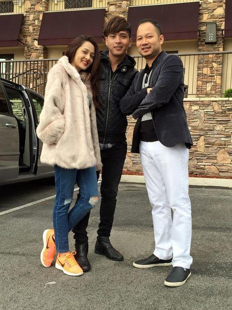 Hanh trinh 'yeu ma giau' cua cap doi cong khai moi nhat showbiz: Bao Anh - Ho Quang Hieu - Anh 5