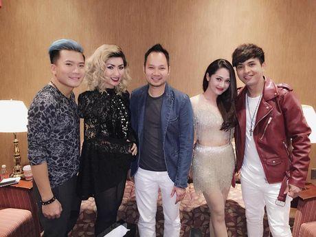 Hanh trinh 'yeu ma giau' cua cap doi cong khai moi nhat showbiz: Bao Anh - Ho Quang Hieu - Anh 7