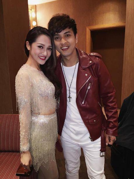 Hanh trinh 'yeu ma giau' cua cap doi cong khai moi nhat showbiz: Bao Anh - Ho Quang Hieu - Anh 8