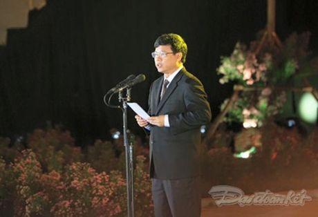 Nhung 'nguoi mau' dac biet tai Festival ao dai Ha Noi - Anh 2