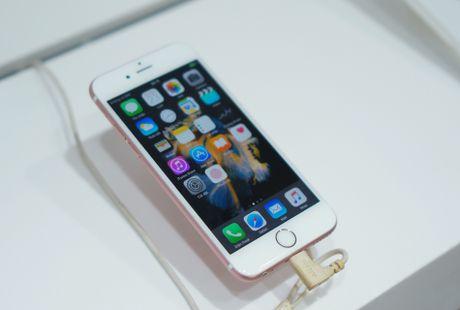 iPhone 6S chinh hang tren da giam gia 2-3 trieu - Anh 1