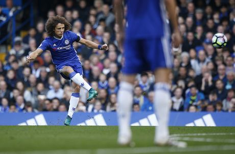 Chelsea vs Leicester (2-0, H2): Moses bo lo co hoi ghi ban - Anh 11