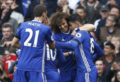 Chelsea vs Leicester (2-0, H2): Moses bo lo co hoi ghi ban - Anh 12