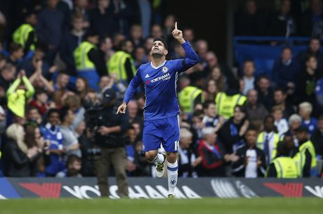 Chelsea vs Leicester (2-0, H2): Moses bo lo co hoi ghi ban - Anh 13