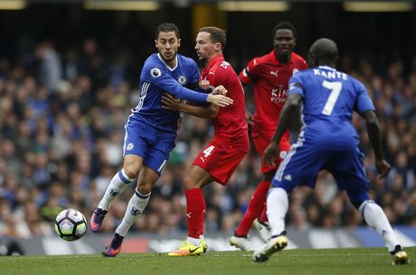 Chelsea vs Leicester (2-0, H2): Moses bo lo co hoi ghi ban - Anh 14
