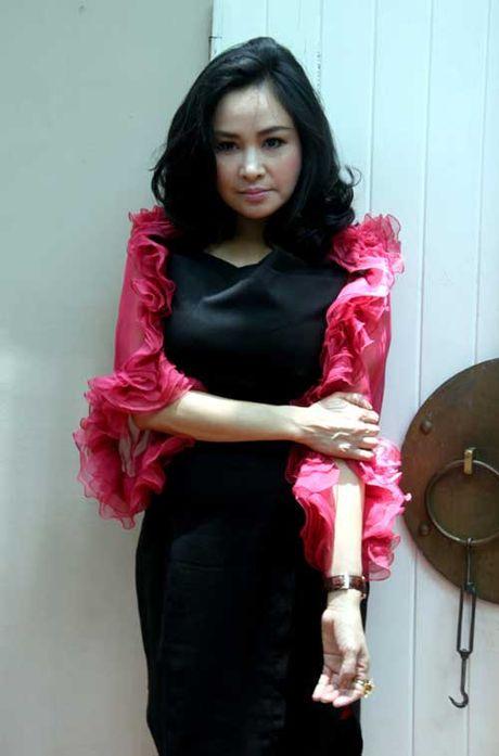 Phong cach thoi trang khong hieu noi cua diva Thanh Lam - Anh 3