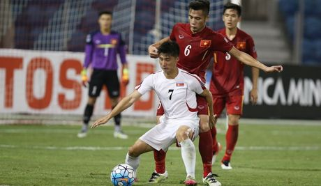 U19 Viet Nam: Chien thang cua su kien nhan - Anh 1