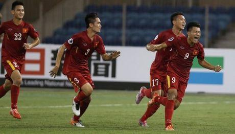 U19 Viet Nam: Chien thang cua su kien nhan - Anh 2