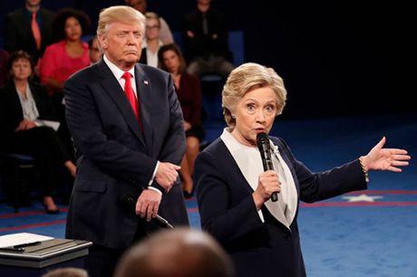 Nguoi phu nu cuoc Hillary Clinton chien thang bang 200.000 USD - Anh 1