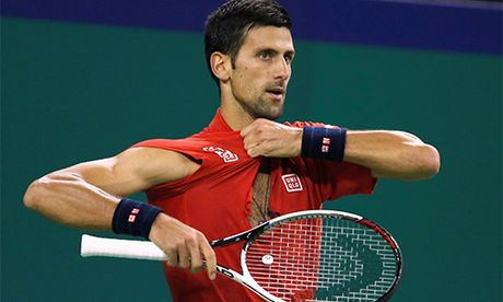 Djokovic bi loai o ban ket Thuong Hai Masters - Anh 1