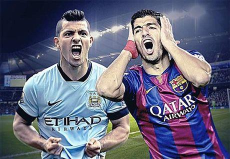CAP NHAT sang 15/10: M.U nhan tin vui truoc tran gap Liverpool. Inter muon tao bom tan voi Suarez va Aguero - Anh 2