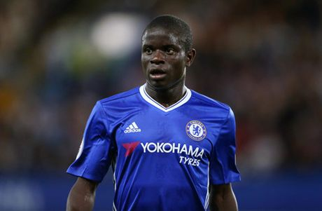 Truc tiep Chelsea - Leicester: Kante cham tran doi bong cu - Anh 1