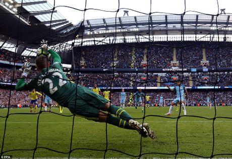 Man City lai mat diem: Chang thu hai cua Premier League bat dau - Anh 2